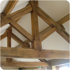 King Post Truss Design